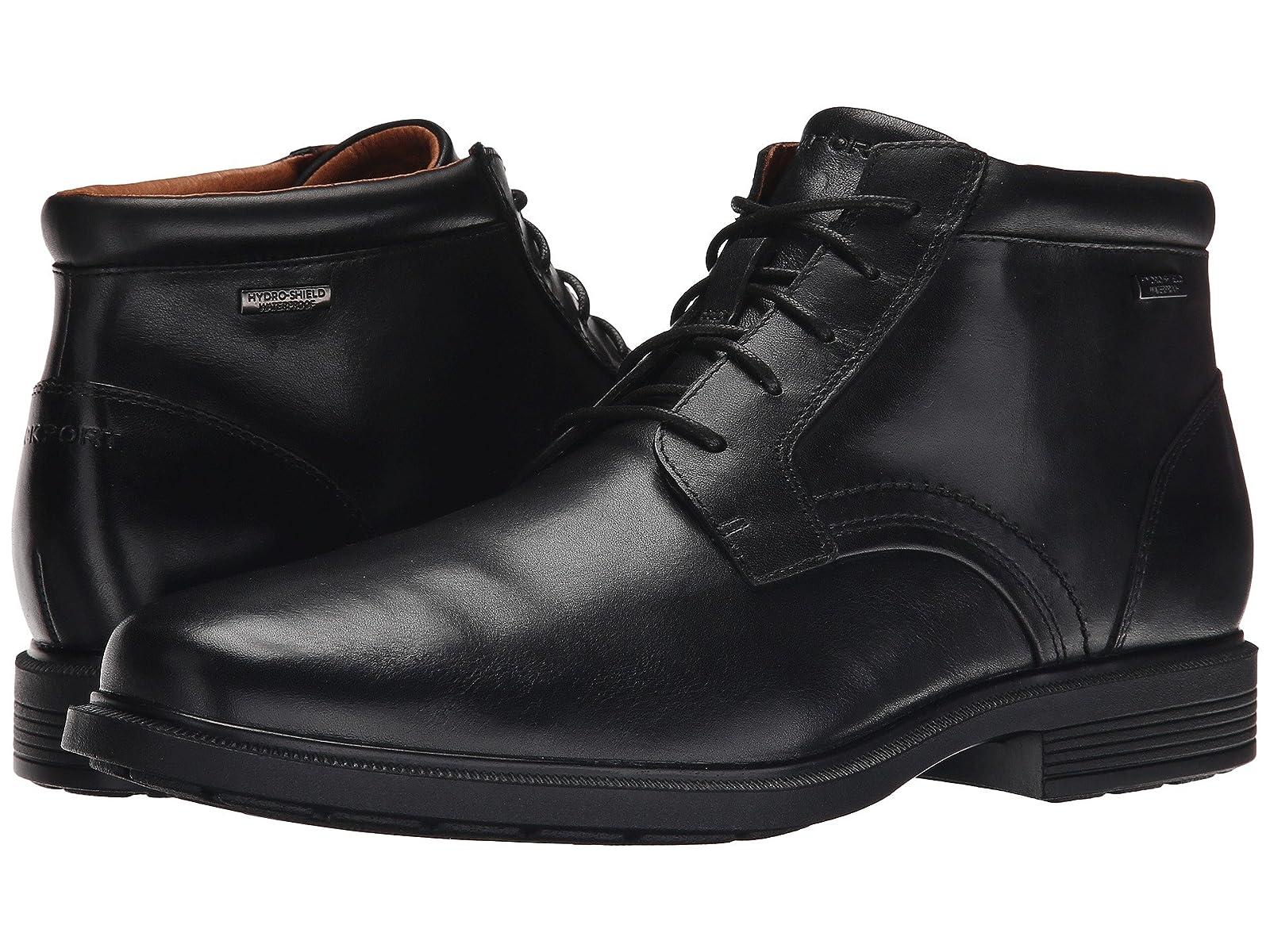 Rockport Dressports Luxe Waterproof ChukkaCheap and distinctive eye-catching shoes