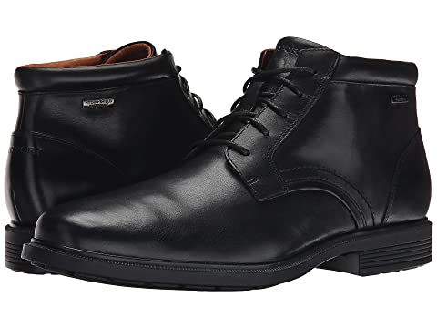 Rockport Dressports Luxe Waterproof Chukka