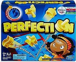 Hasbro Juego de perfección para juegos, Multicolor