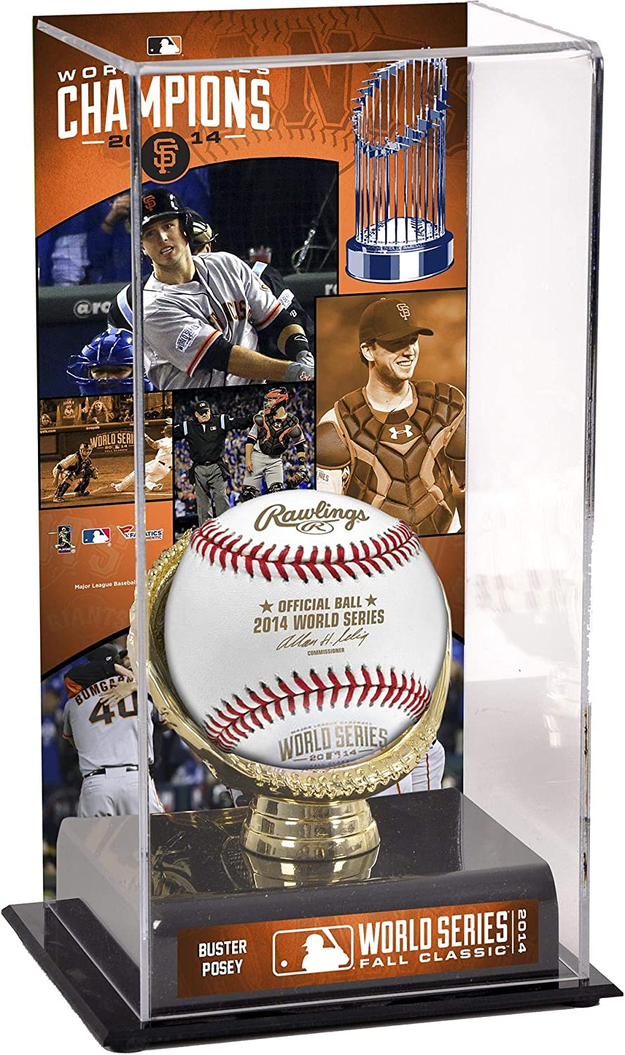 Buster Posey San Francisco Giants 70%OFFアウトレット World 2014 Champions 期間限定今なら送料無料 Go Series