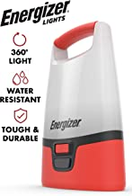 Energizer LED Camping Lanterns, 500-1000 High Lumens, IPX4 Water Resistant, Battery Powered LED Lanterns, Use For Camping, Outdoor, Emergency Lights