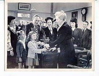 MOVIE PHOTO: Goodbye, Miss Tuilock-Nana Bryant-8x10-B&W-Still