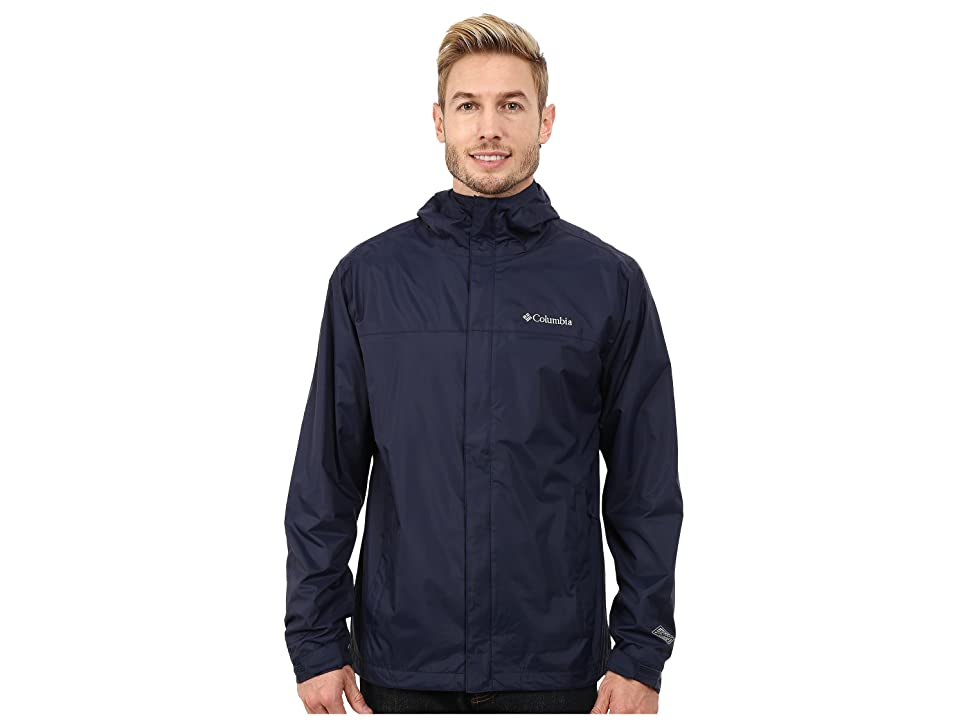 Columbia Watertighttm II Jacket (Collegiate Navy) Men