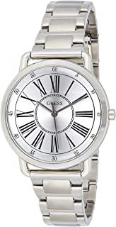 GUESS Womens Quartz Watch, Analog Display and Stainless Steel Strap - W1148L1