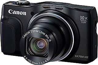Canon デジタルカメラ Power Shot SX700 HS ブラック 光学30倍ズーム PSSX700HS(BK)