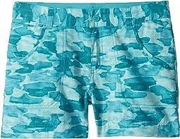Columbia Kids - Silver Ridge Printed Shorts (Little Kids/Big Kids)