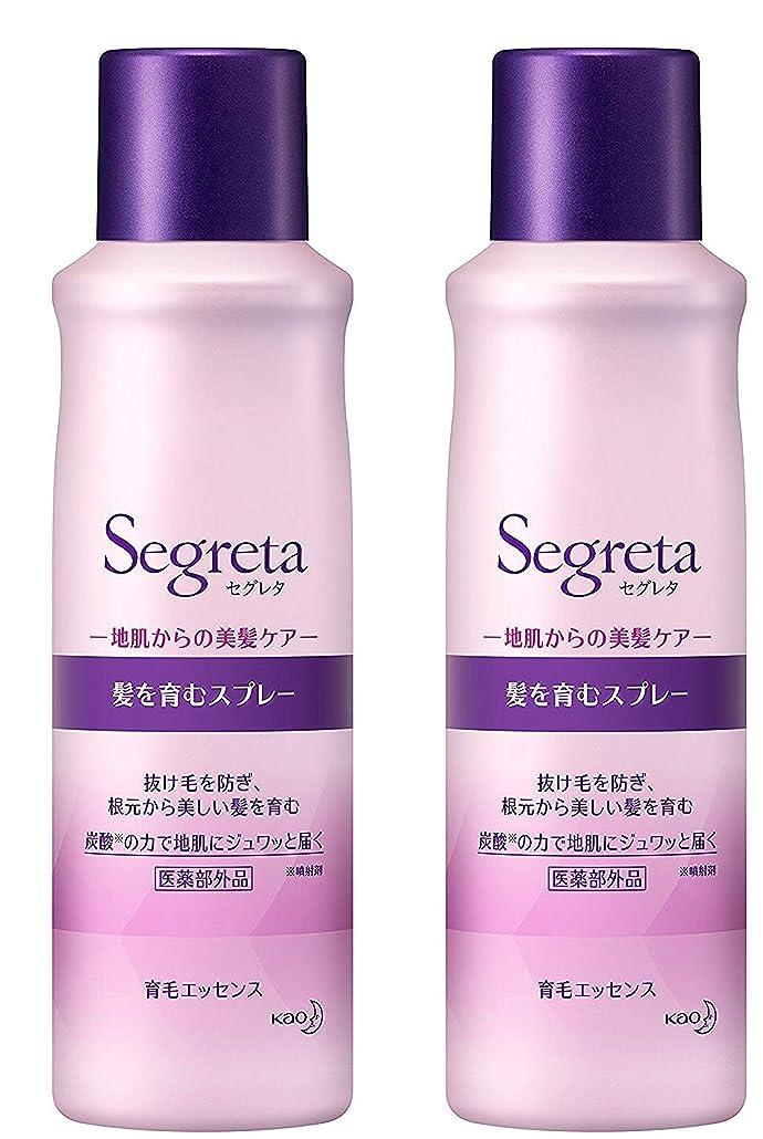 コンペ健康交渉する【2本セット】セグレタ 髪を育むスプレー 150g (アウトバス用)×2本