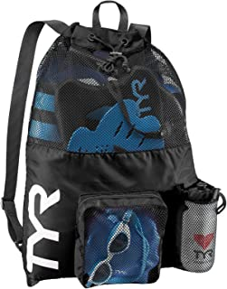TYR Unisex Big Mesh Mummy Backpack