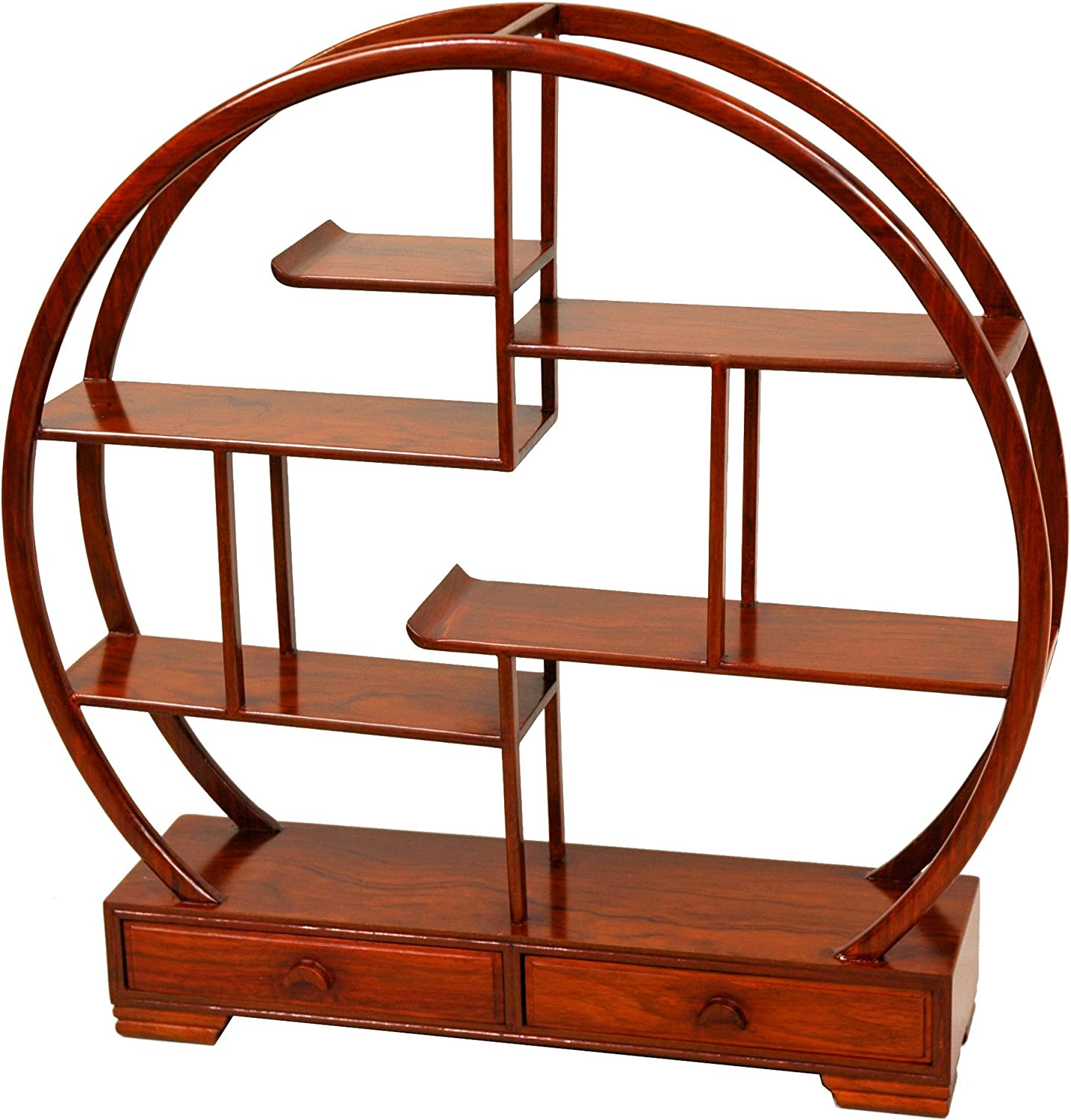 Oriental Furniture Rosewood Sales for sale Mingei - Daily bargain sale Stand Display Honey