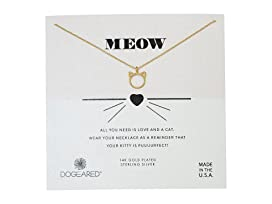Meow, Cat Head Necklace
