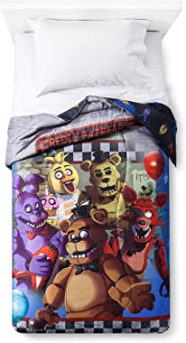 Five Nights at Freddy's Comforter (Twin)