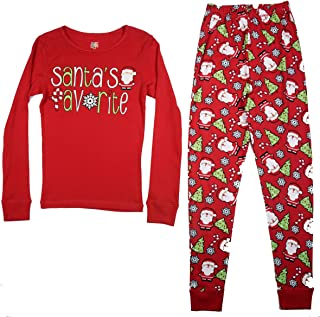 Pajamas for Girls Snug-Fit Cotton Kids' PJ Set