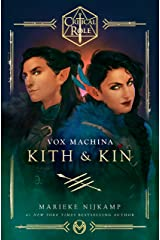 Critical Role: Vox Machina – Kith & Kin Kindle Edition