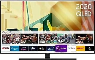 "Samsung 2020 65 ""Q70T QLED 4 K Quantum HDR Smart TV met Tizen OS Zwart 65"""
