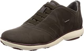Geox Men's U Nebula F Slip On Trainers