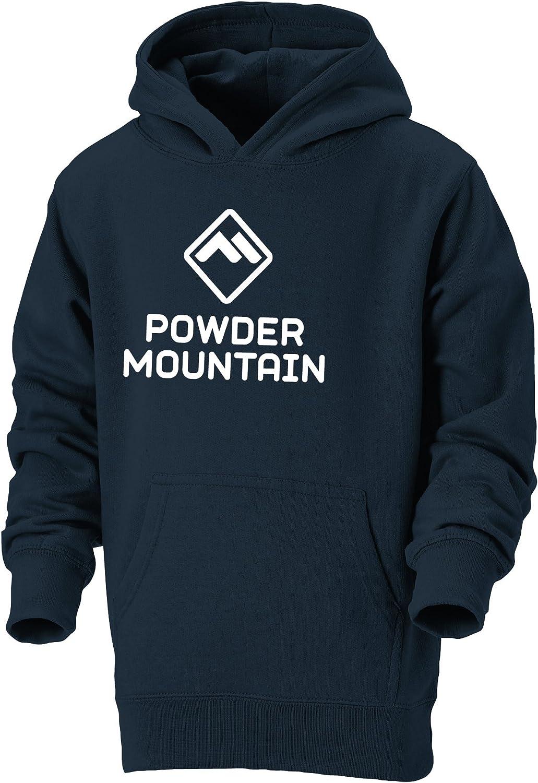 Ouray Sportswear Powder Mountain Resort Youth Go-to Hoodie