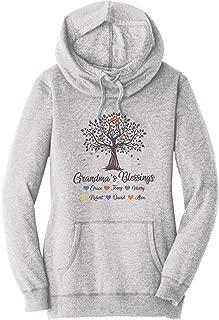 personalized grandma sweatshirt