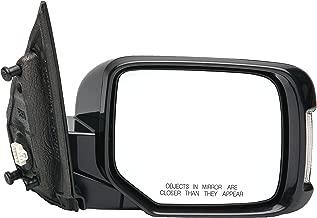 Dorman 955-1723 Honda Pilot Passenger Side Powered Heated Fold Away Side View Mirror with Turn Signal Indicator