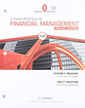 Bundle: Fundamentals of Financial Management: Concise, Loose-leaf Version, 10th + MindTap, 1 term Printed Access Card