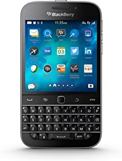 BlackBerry Classic (16GB, 2GB RAM) Black