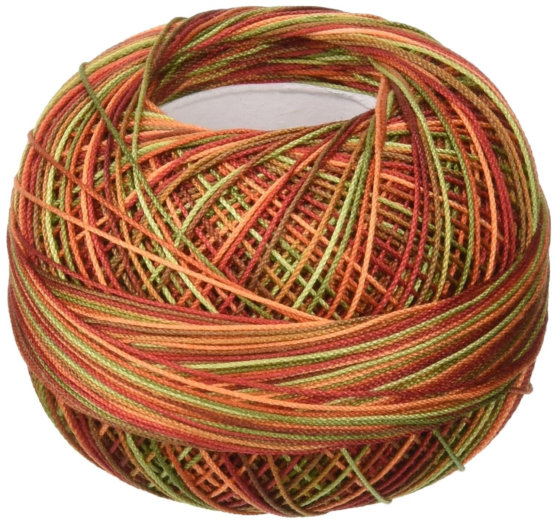 Handy Hands Lizbeth Cordonnet Cotton Size 20-Autumn Spice