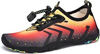 SAGUARO Zapatos de Agua para Niños con Suela Gruesa Secado Rápido Antideslizante