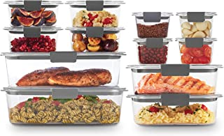 Best rubbermaid 24 piece food storage Reviews