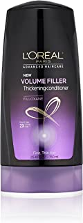 L'Oréal Paris Advanced Haircare Volume Filler Thickening Conditioner, 25.4 fl. oz. (Packaging May Vary)