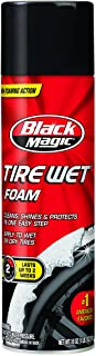 Black Magic 80002220 800002220 Tire Wet Foam, 18 oz.