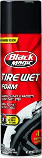 Black Magic 800002220 Tire Wet Foam, 18 oz.