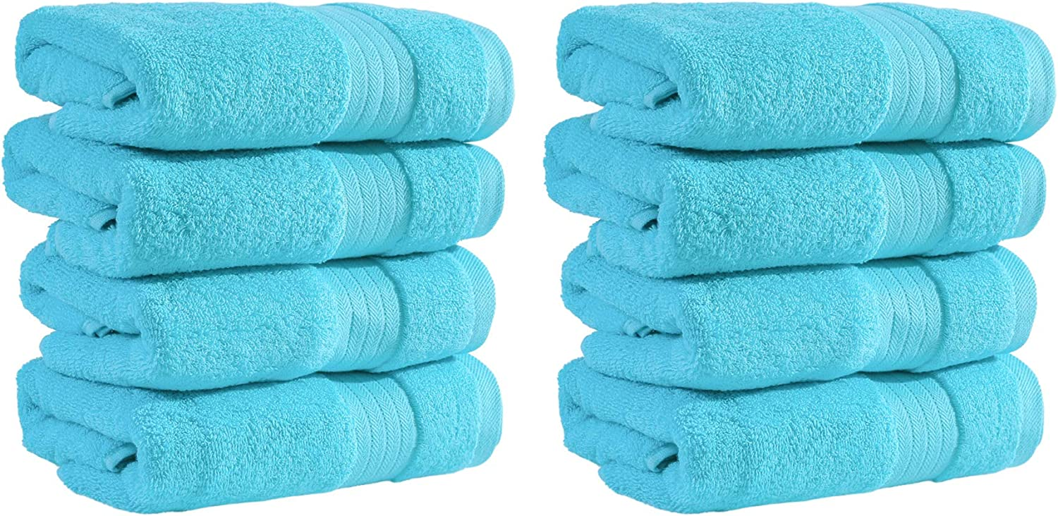 Mawill Cotton Hand Towels Set 8-Pack 16 Soft 28 Inventory cleanup selling sale x inches Extra Max 71% OFF