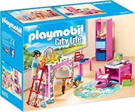Playmobil Children's Room Building Set