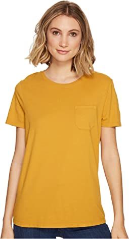 Richer Poorer - Crew Pocket Tee