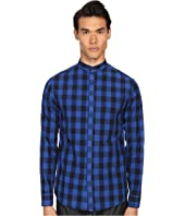 Pierre Balmain - Plaid Button Up Shirt