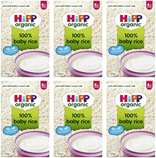 (6 PACK) - Hipp - Baby Rice | 160g | 6 PACK BUNDLE
