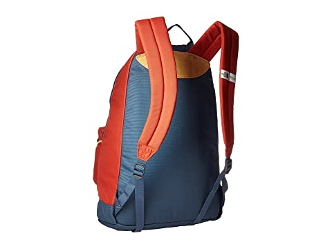 Mochila Berkeley North Face azul conquistador Nova rojo The Bossa rrqfxWvOgw