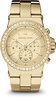 Michael Kors Dylan MK5861 Gold Tone Watch