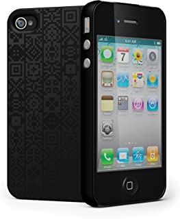 Cygnett CY0432CPARC Arcade Case for iPhone 4S - 1 Pack - Retail Packaging - Black