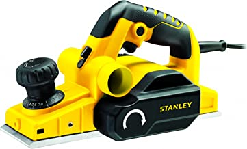 Stanley 750-Watt 2mm Planer (Yellow and Black)
