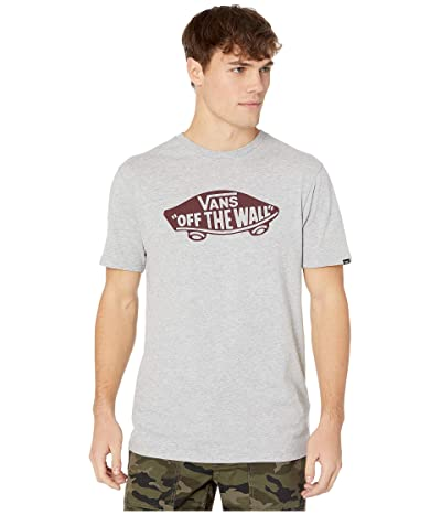 Vans OTW(r) T-Shirt (Athletic Heather/Port Royale) Men