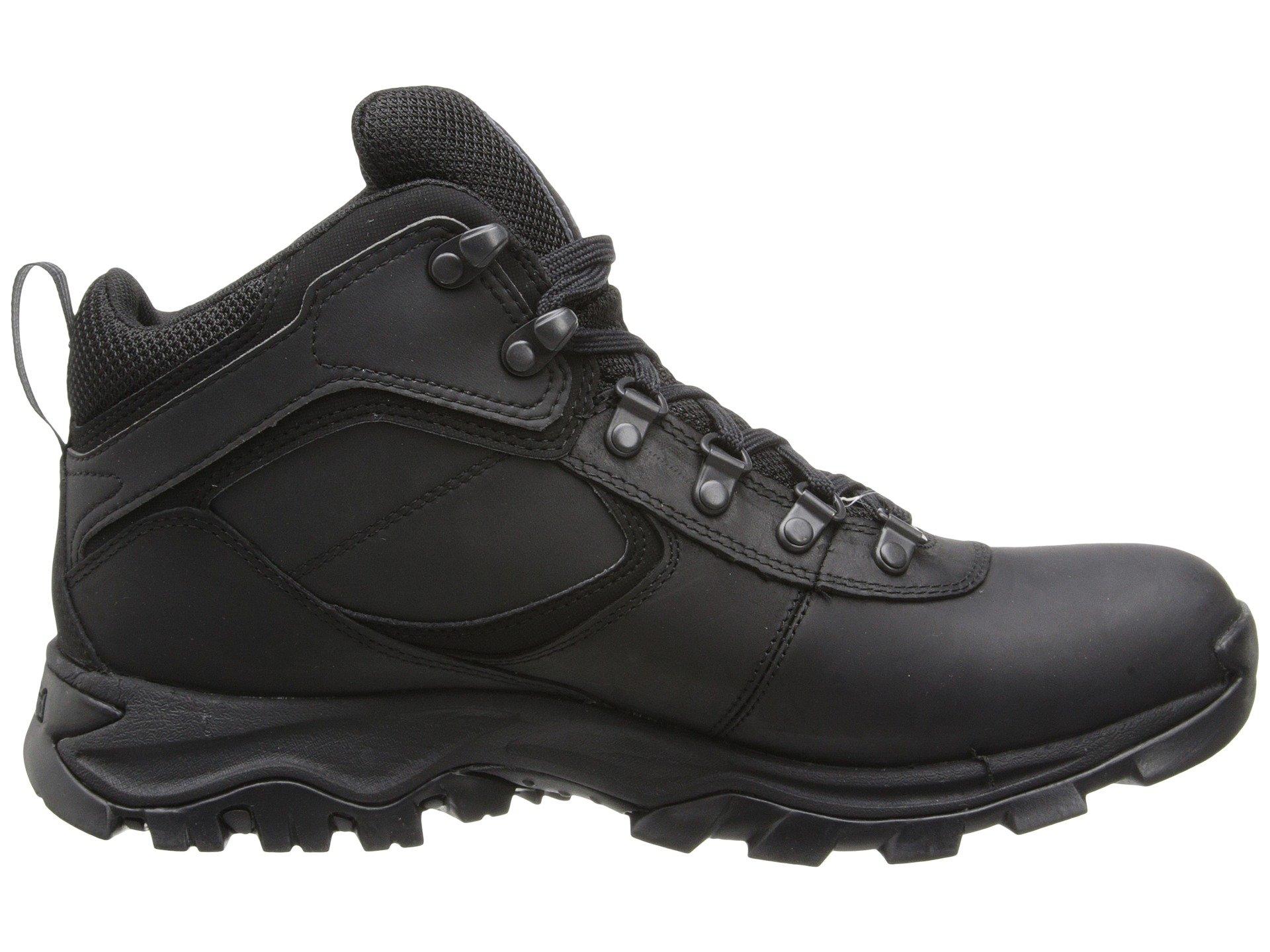 Timberland Black Mid Mt Maddsen Earthkeepers® Waterproof W1n4Wx6r