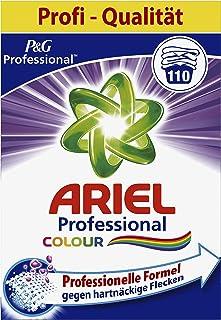Ariel Profesjonalny środek piorący do tkanin kolorowych w proszku 7,15 kg – 110 prań
