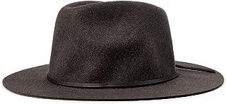 Brixton Men's Wesley Fedora Hat