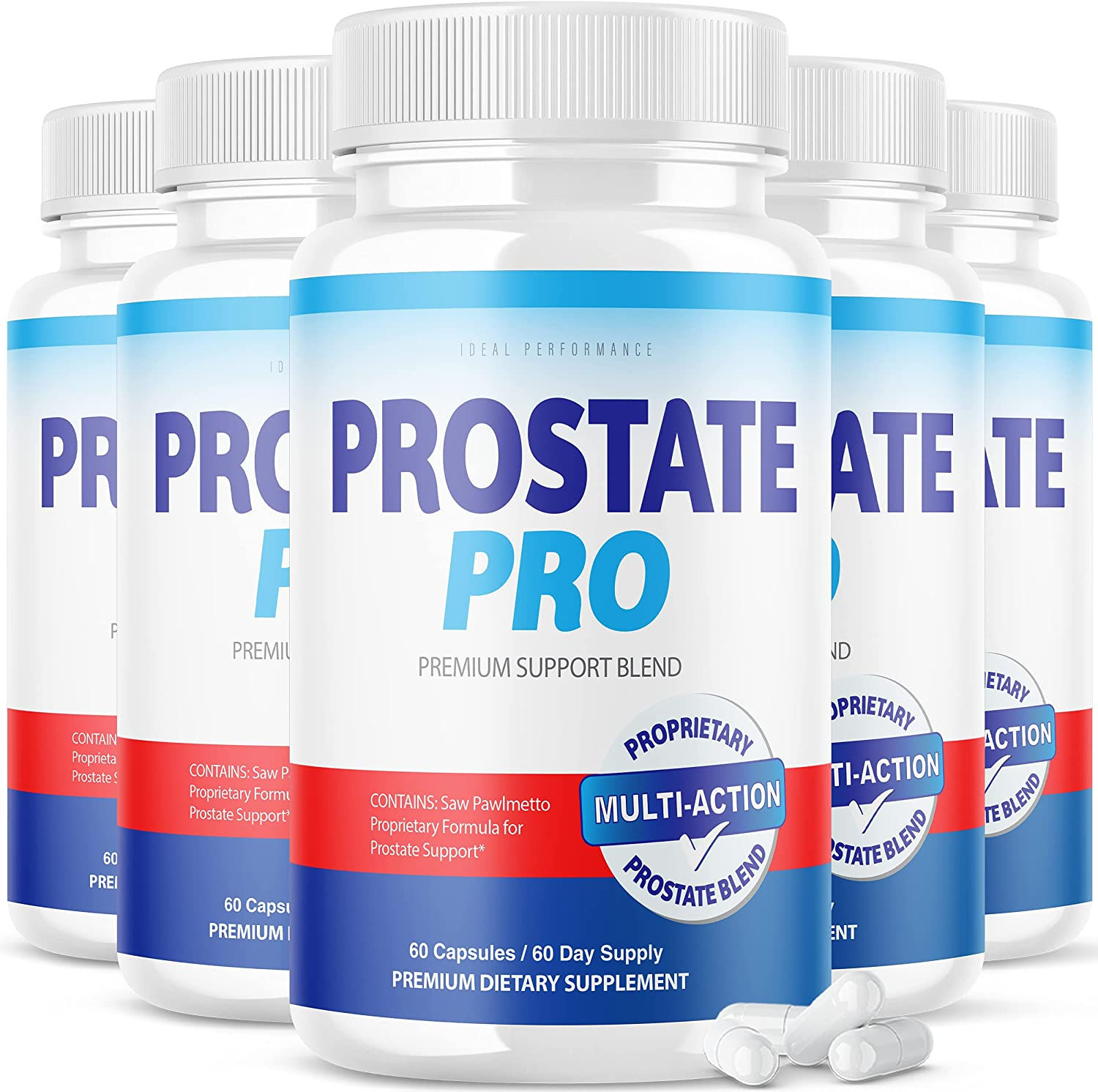5 Free shipping on posting reviews 2021 new Pack Prostate Pro Supplement for Healt Men Advanced