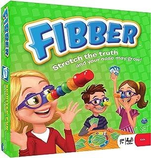 Spin Master Games Fibber Board Game