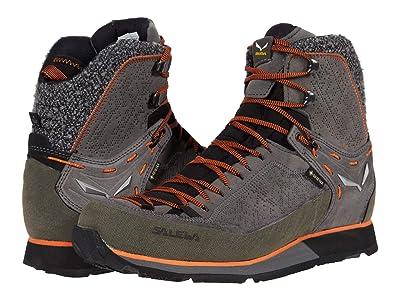 SALEWA Mountain Trainer 2 Winter Mid GTX (Grey/Fluo Orange) Men