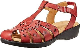 Scholl Women's Paris Closed Sandal Leather Fashion Sandals