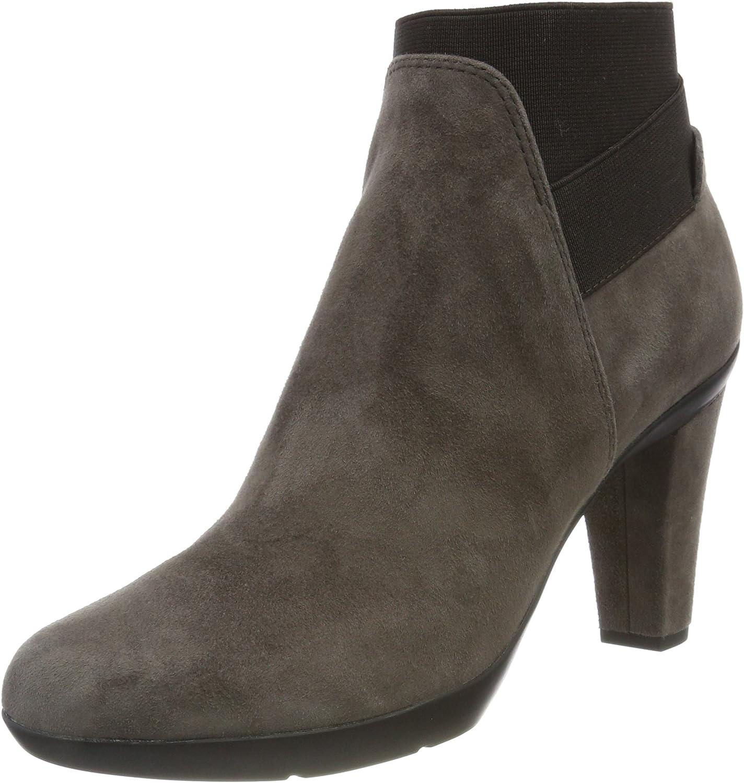 Geox Damen D D Inspiration Stiv B Kurzschaft Stiefel  billig in hoher Qualität