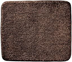 mDesign Soft Microfiber Polyester Non-Slip Small Rectangular Spa Mat Plush Water Absorbent Accent Rug for Bathroom Vanity ...