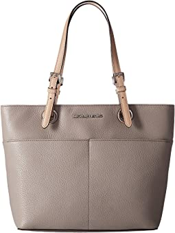 Bedford Top Zip Pocket Tote